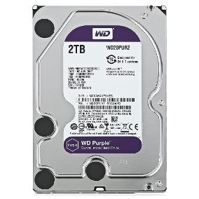 Disco Duro Interno Wd 2tb Purple